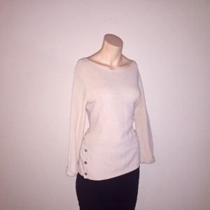 Ann Taylor 3/4 Sleeve Three Quarter Sleeve Knit Sweater