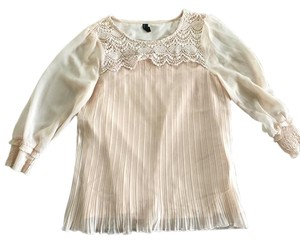 Vero Moda Top Cream