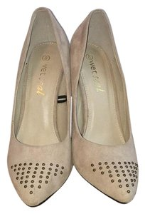 Wet Seal Tan Pumps