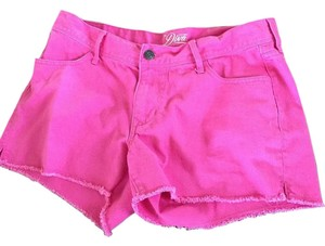 Old Navy Cut Off Shorts Pink