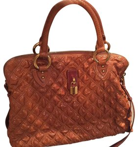 Marc Jacobs Tote in Light Camel Brown