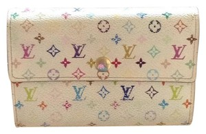 Louis Vuitton LV Monogram Murakami Multicolored Wallet