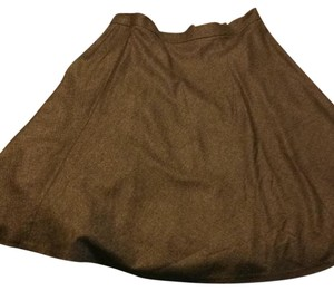 Brooks Brothers Skirt Brown