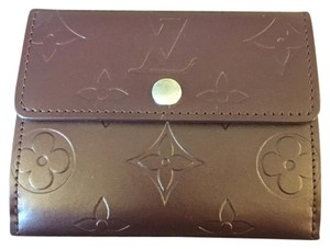 Louis Vuitton Monogram Mat Ludlow Wallet in Violet