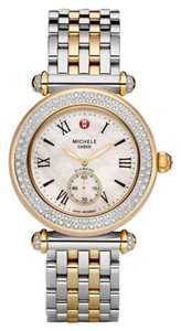 Michele Michele Caber Diamond Two Tone MWW16A01D1025