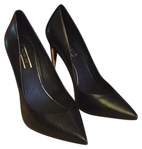 Rachel Zoe Calfskin black Pumps