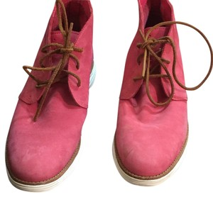 Cole Haan Pink Boots