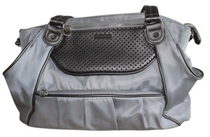 Skip Hop Studio Pewter Diaper Bag