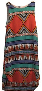 Everly short dress on Tradesy