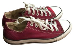 Converse Burgendy Athletic