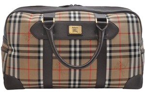 Burberry Louis Vuitton Chanel Balmain Travel Bag