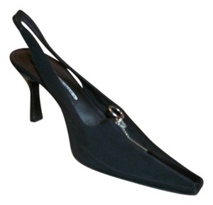 Donald J Pliner Black Pumps