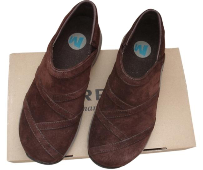 Item - Brown Box W Primo Strap Patch Leather Performance Chestnut New W/ Sneakers Size US 7 Regular (M, B)