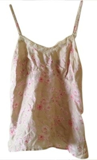 Preload https://item2.tradesy.com/images/american-eagle-outfitters-silk-beige-floral-lace-tank-topcami-size-6-s-152921-0-0.jpg?width=400&height=650