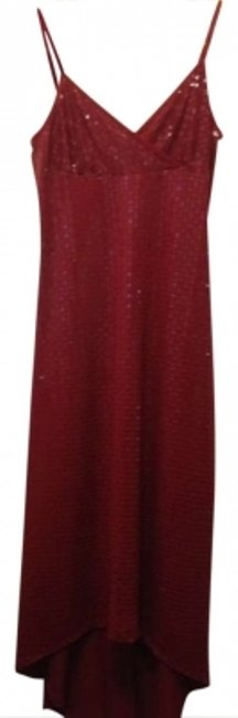 Preload https://item1.tradesy.com/images/rampage-red-high-low-night-out-dress-size-8-m-152930-0-0.jpg?width=400&height=650