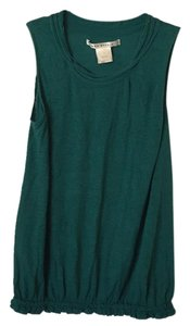 Max Studio Top Teal, green, blue