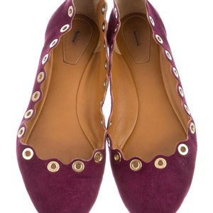 Chloé purple Flats