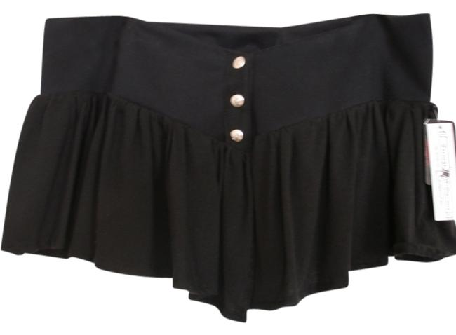Teenage Millionaire Mini Skirt Black