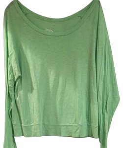Planet blue T Shirt Green