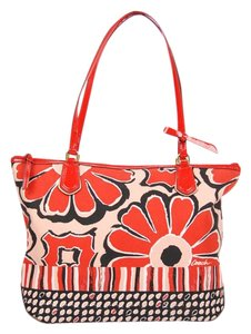 Coach Print Tote in Multi