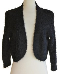 No Boundaries Mohair Crop Retro Vintage Cardigan