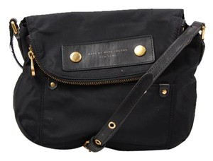 Marc by Marc Jacobs Mj Gold Hardware Cross Body Bag