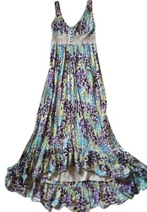multi Maxi Dress by BCBGeneration High Low Maxi