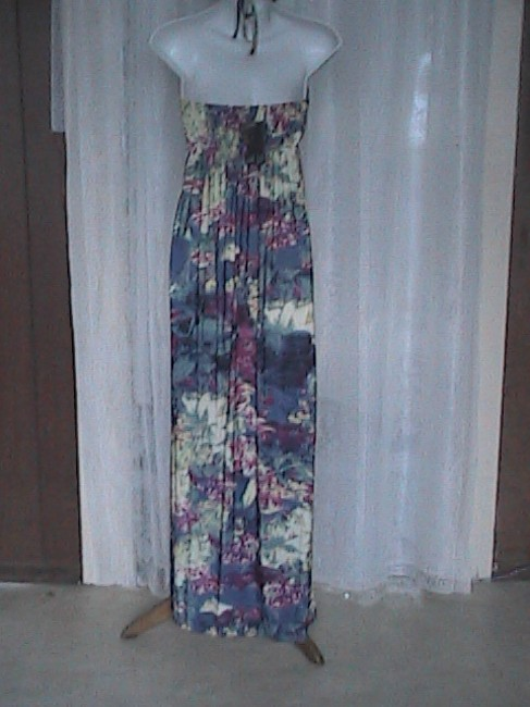 Xiu Yi Xiu Se Maxi Boho Long Dress