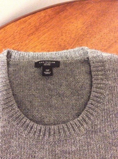 Ann Taylor Sparkle Holiday Sweater