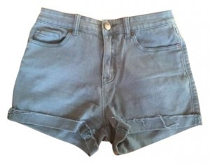 BDG Mini/Short Shorts teal