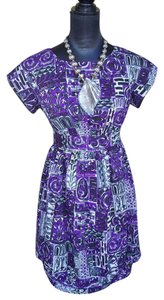 Anna Sui short dress on Tradesy