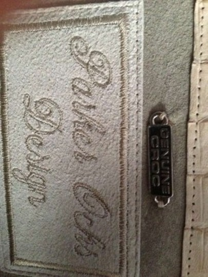 Parker Ochs Satchel in Parker Ochs Cream