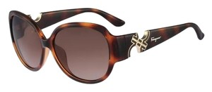 Salvatore Ferragamo Salvatore Ferragamo Sunglasses SF682SA 214