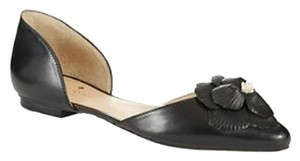 Kate Spade New York Elysee . Leather Pointed Toe New York New York Leather New York Leather Leather Black Flats