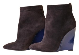 Bottega Veneta Ankle Brown Boots