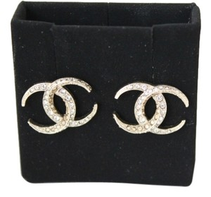 Chanel Chanel Moonlight Crystal Earrings