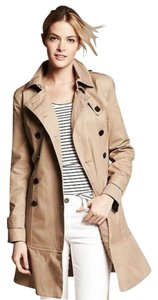 Banana Republic Trench Water Resistant Trench Coat