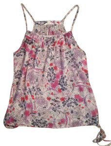 American Eagle Outfitters Aeo Ruffles Top Floral