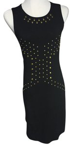 Kardashian Kollection short dress Black on Tradesy
