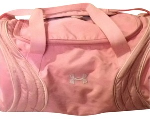 Under Armour Pink Travel Bag