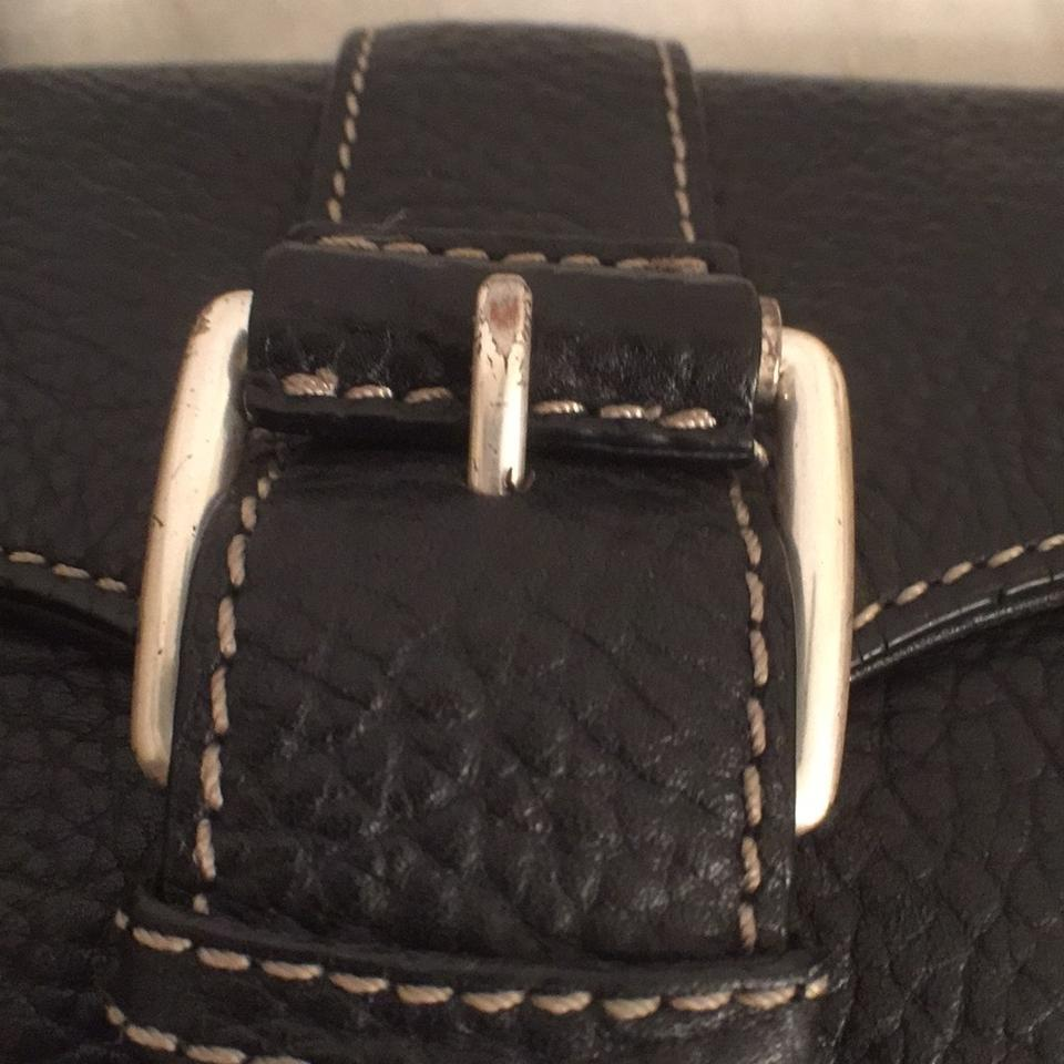 7b920154f6a9 ... best michael kors vintage black silver leather shoulder bag tradesy  f9ab4 34b50