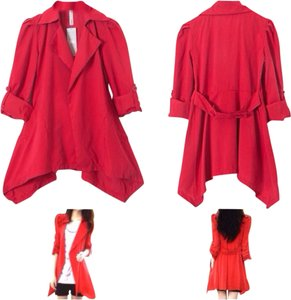 True Red Blazer