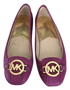 Michael Kors Pomegranate Flats