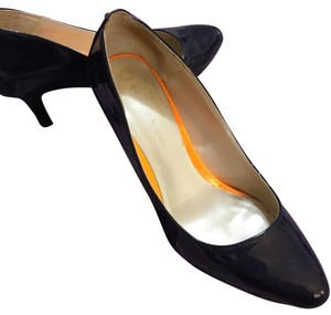 Etienne Aigner Dark Blue Pumps