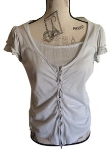 Cop. Copine Top LIGHT GREY