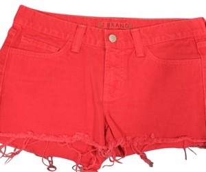 J Brand Mini/Short Shorts Red