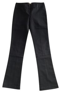 Max Studio Stretch Cotton Boot Cut Pants