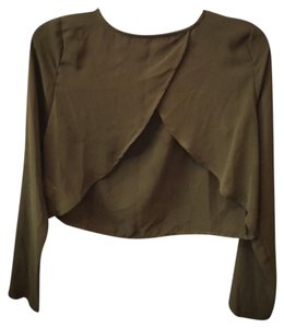 Vintage Havana Top Army green