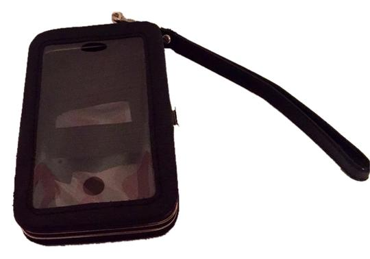 Other Black iPhone 4s Case And Wrist Wallet