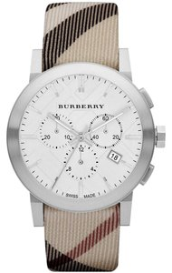 Burberry BU9357 Nova Check Strap Men's Watch